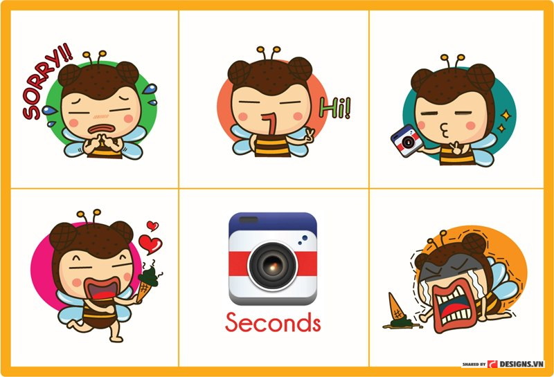 be a second sticker  result