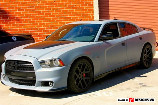 2012 Dodge Charger SRT8 sieu-xe-fast-and-furious-6