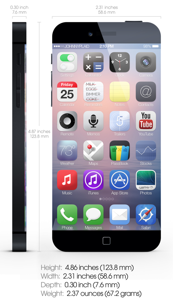 concept iPhone 6-12