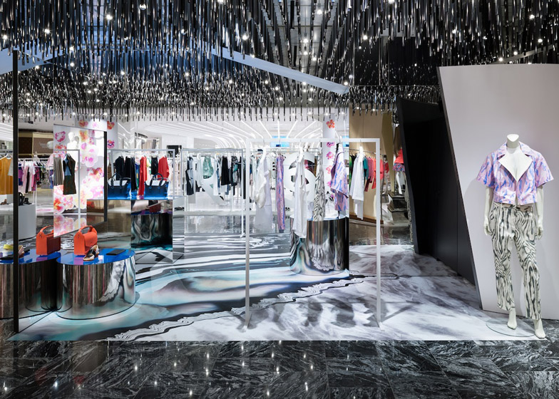 An tuong – thiet  ke- noi that- cua hang- pop up- Phillip Lim -3-1-Schemata Architects