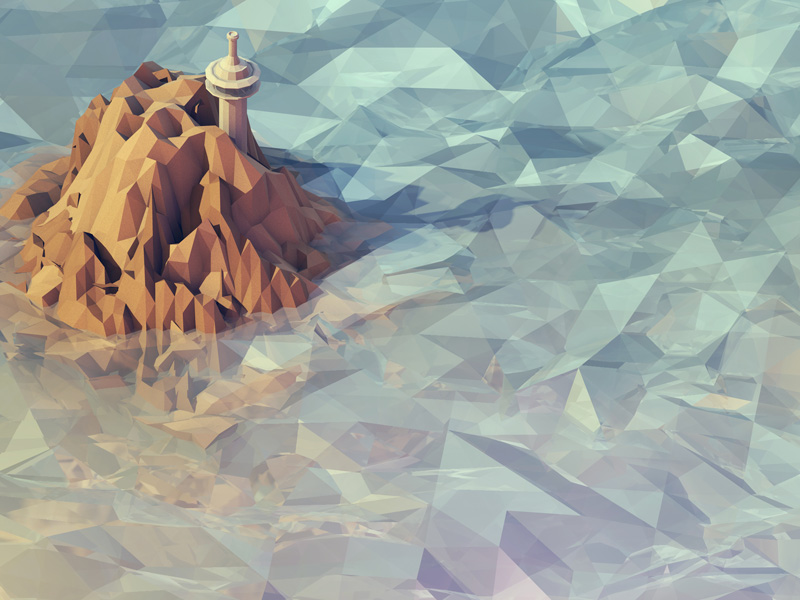 low-poly-inllustration