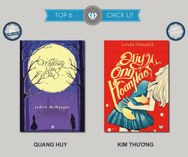 top 6-chicklit