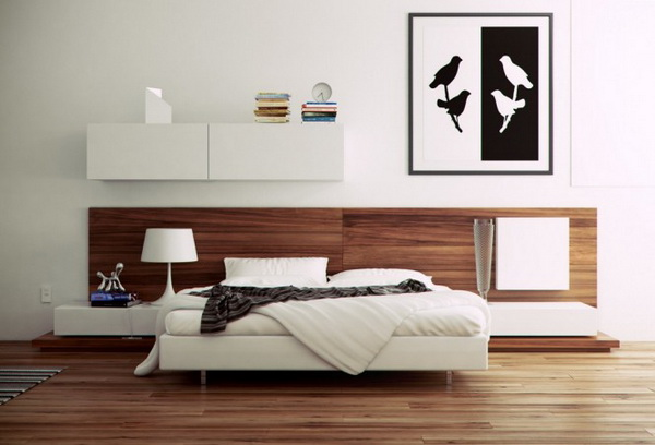 Bedroom-Walls-wood