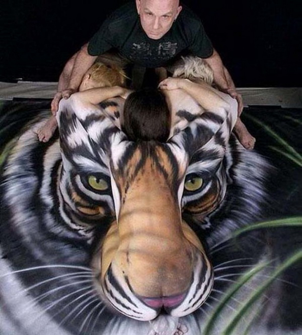 body painting10