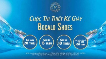 Cuộc thi thiết kế giày Bocalo Shoes 2017/></a>                               <h4><a href=