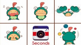 Kt qu cuc thi thit k Sticker &quot;Be a Seconds Designer&quot; 
