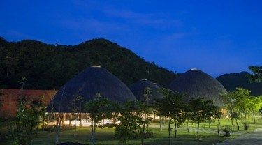 Sơn La Ceremony Dome - VTN Architects