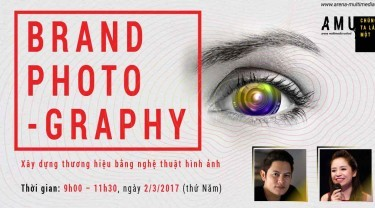 Multimedia Talk: BRAND PHOTOGRAPHY