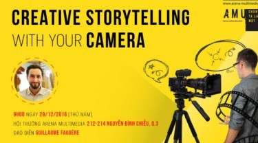 Multimedia Talk: Creative Story Telling with your Camera/></a>                               <h4><a href=