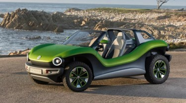 Volkswagen giới thiệu chiếc xe điện ID BUGGY tại Pebble Beach Concours D/></a>                               <h4><a href=